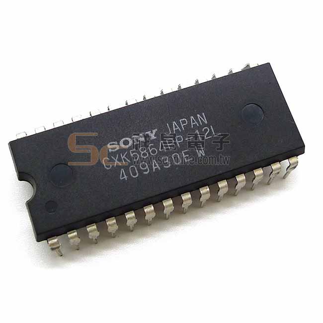 SONY CXK5864BP-12L 409A30E