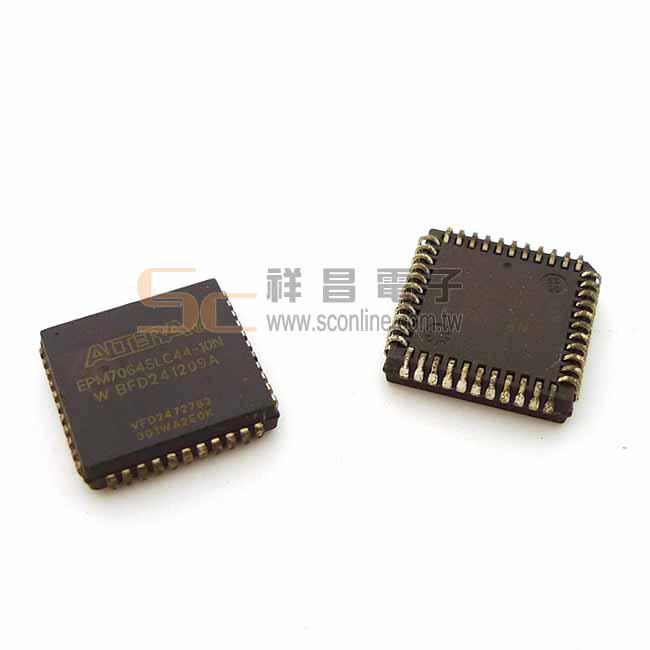 EPM7064SLC44-10N ALTERA(中古)