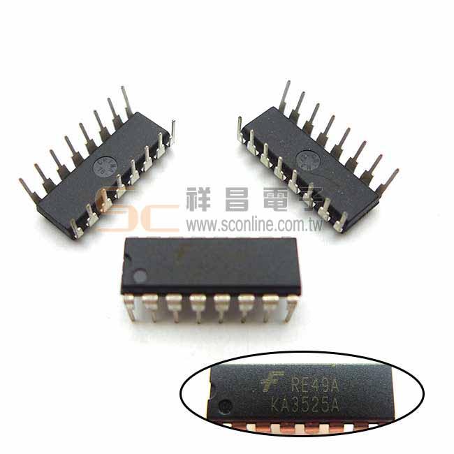 SG3525 DIP-16 PWM控制器/切換控制器/電源蕊片/電源IC (1入)