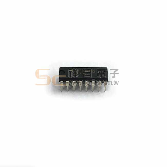 CMOS 4017 晶片