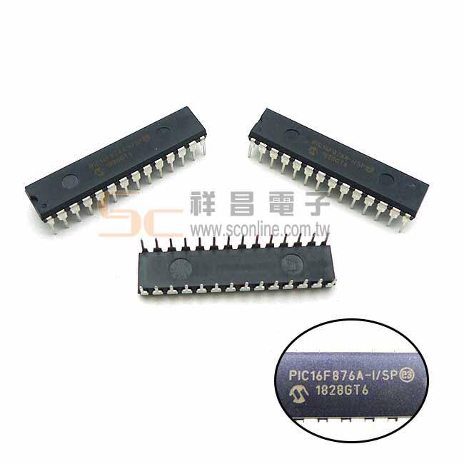 MICROCHIP PIC16F876A-I/SP DIP-28
