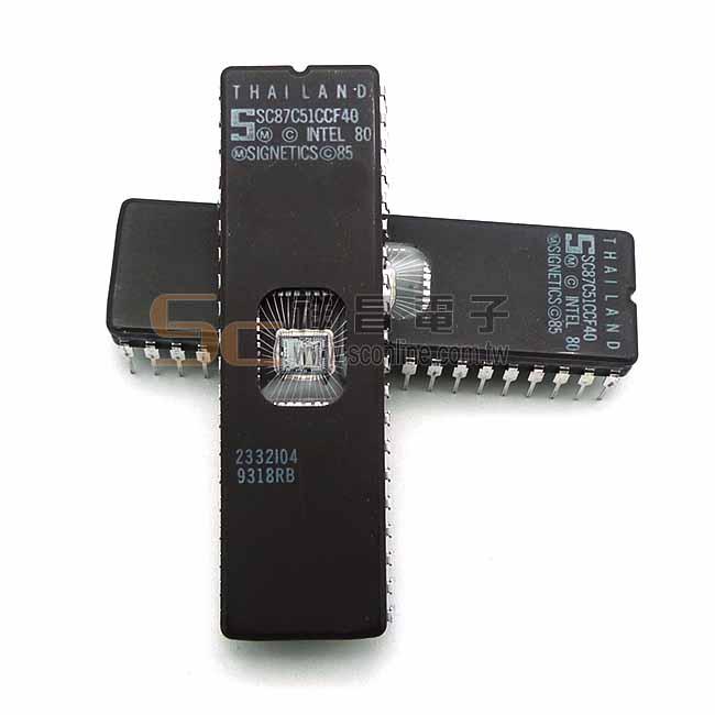 87C51 (SC87C51CCF40)