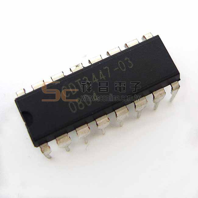 CDT3447-03 LED控制IC