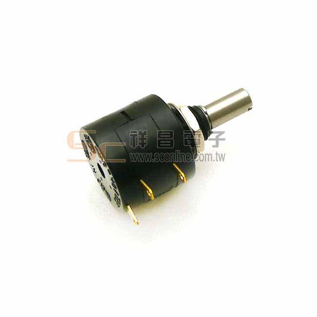Sakae 22HP-10-502 5K 多轉精密電位器