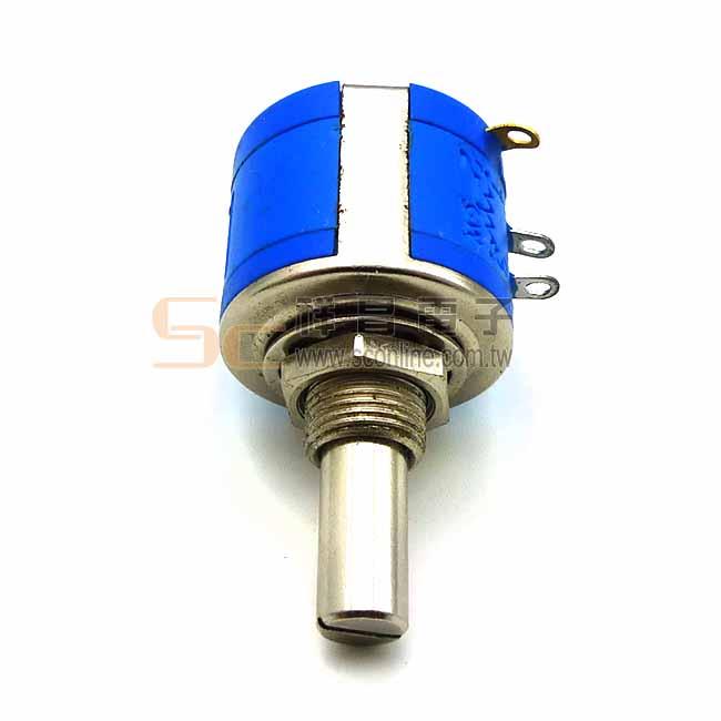 CE22MTPP-503 電位器 50KΩ2W10 可變電阻