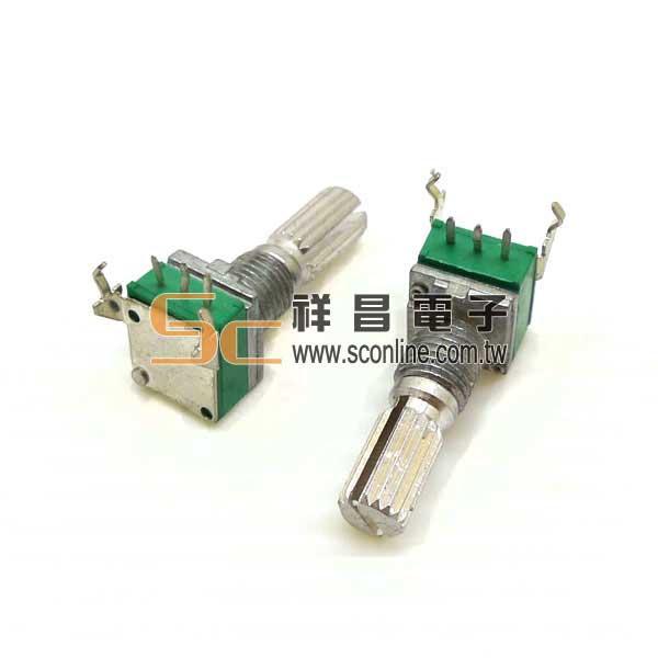 可變電阻 VR B50K 5P 20mm