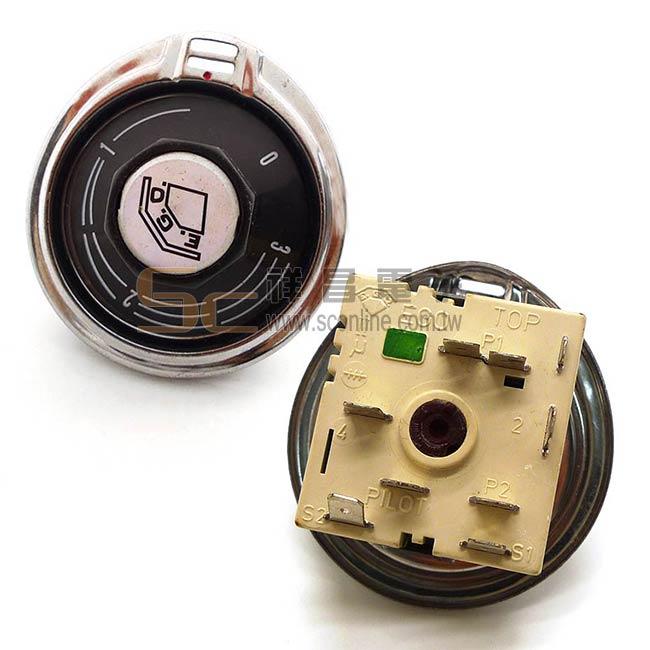 德國 E.G.O AC110V 13A 能量開關 能量調節器