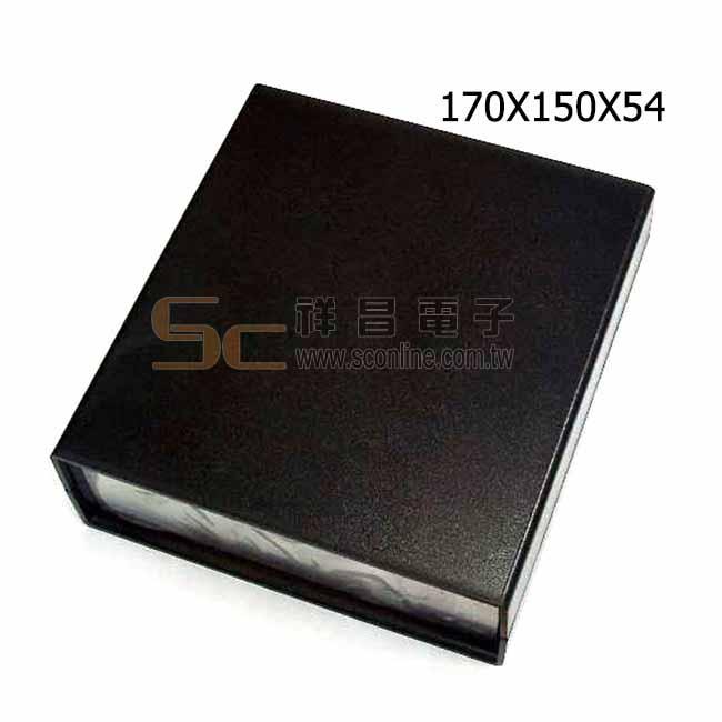 SY-150 萬用盒 實驗盒 170x150x54mm (黑色)