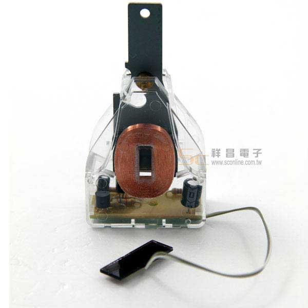太陽能搖擺器-透明(載重約15g)太陽能招牌/適合居家/商店/展場活動使用
