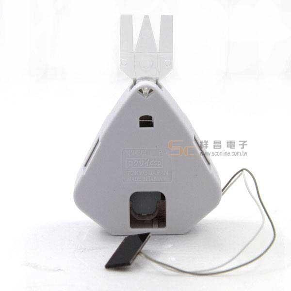 太陽能搖擺器-白色(載重約15g)太陽能招牌/適合居家/商店/展場活動使用