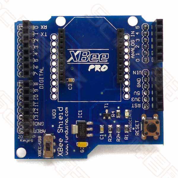 Arduino  Xbee 擴展板 V03