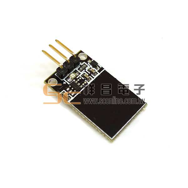 Arduino 電容式 觸摸開關 數字觸摸傳感器 模組
