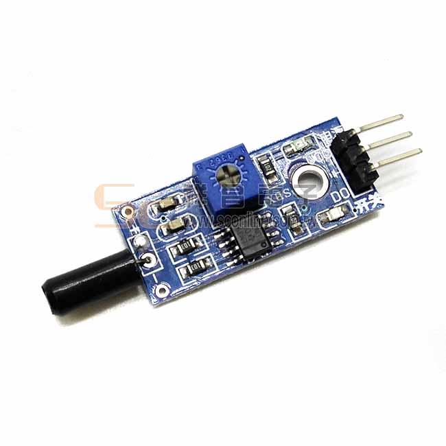 SW-520D 震動開關感測器模組(可調)