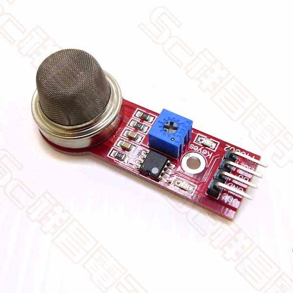Arduino MQ-135 有害氣體感測器模組