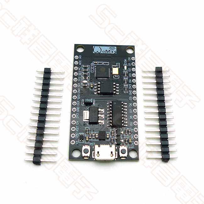 Arduino系列 NODEMCU V3 ESP8266 32M CH340G