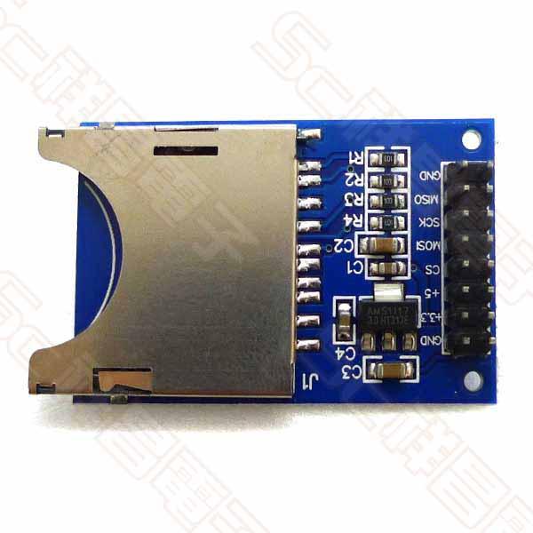 Arduino SD 模組
