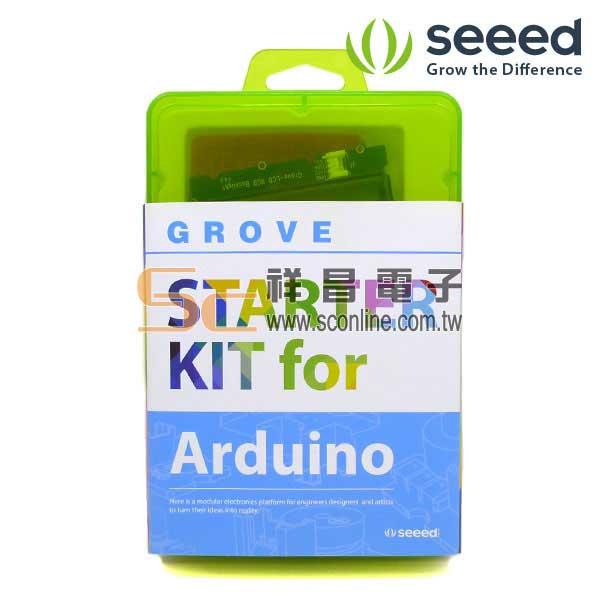 Grove Starter Kit for Arduino