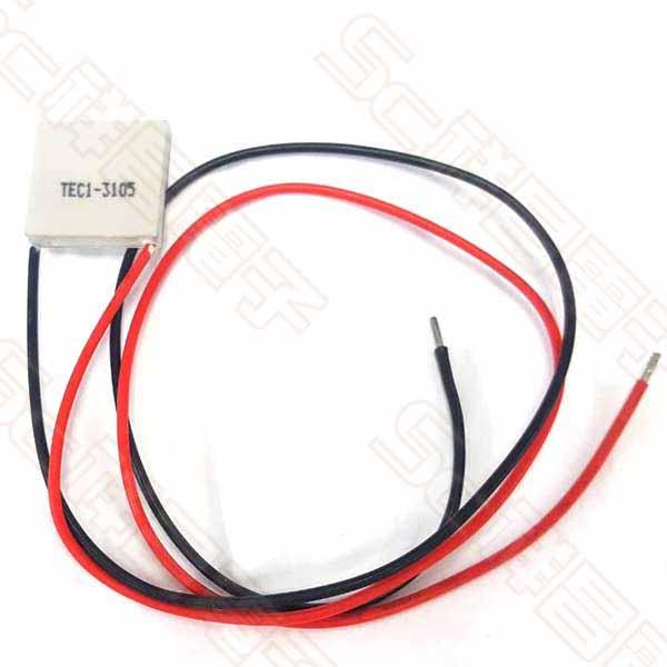 致冷片 TEC1-3105 20*20 mm