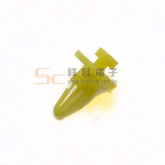 SCR-7 間隔柱 主機板 隔離柱 (10入) 黃色