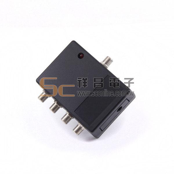 CCD/AV放大器專用1分4
