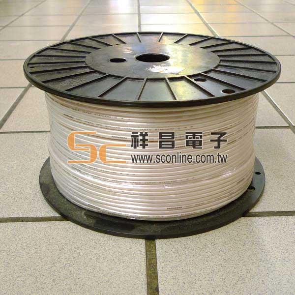 189芯 發燒線 1M ( 零剪線 ) - 珠光白