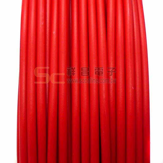 宏泰 600V 聚氯乙烯絕緣電線(IV) 1.2mm銅 100M (紅色)