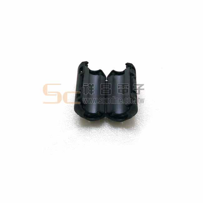 ★電源濾波器 9mm 長圓型 鐵粉心 36 x 19 x 20mm