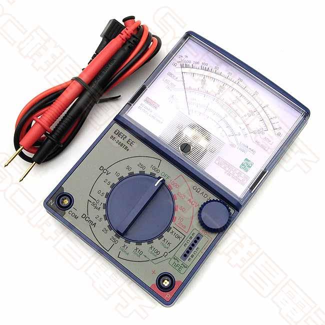 DE-360TRn 指針型電錶