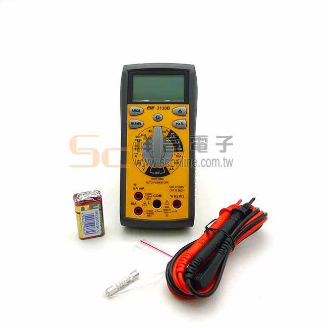 數位式多功能高精度電錶 CIE-3130B