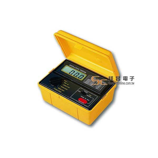 DI-6300 絕緣阻抗測試器