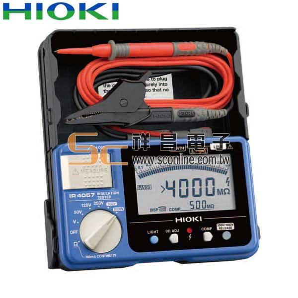 HIOKI IR4057-20 數位高阻計