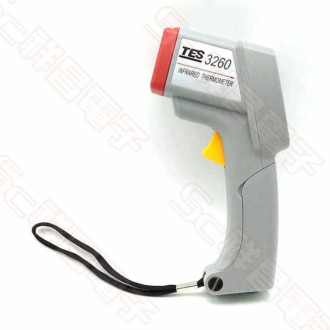 泰仕 TES-3260 紅外線溫度計