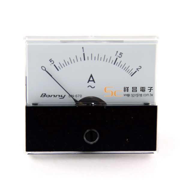 AC2A 錶頭