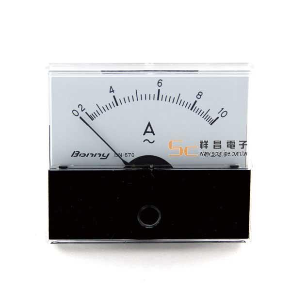 AC10A 錶頭