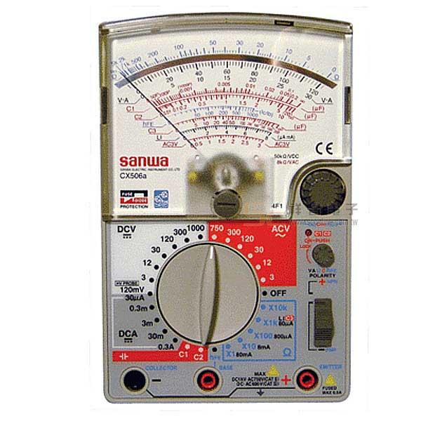 CX-506a 日製指針電錶