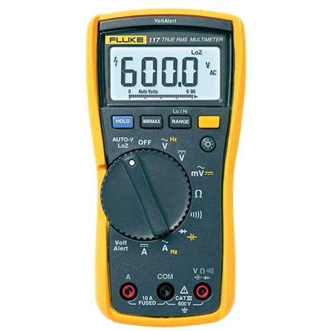 FLUKE-117 數字電錶(公司貨)