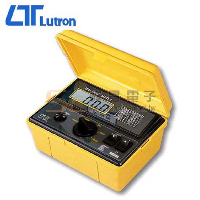 Lutron 路昌 MO-2001微電阻計