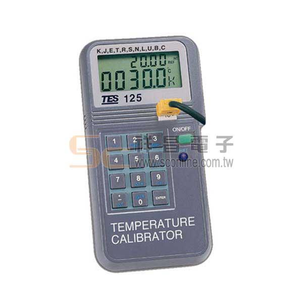 TES 泰仕 PROVA-125 溫度校正器