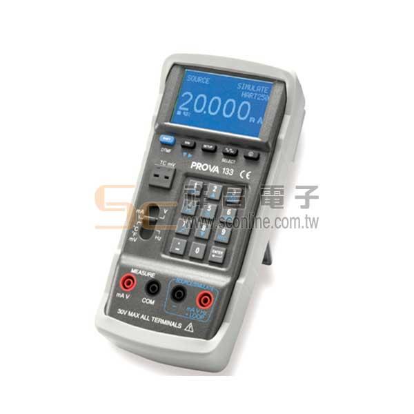 TES 泰仕 PROVA-133 記錄型多功能校正器