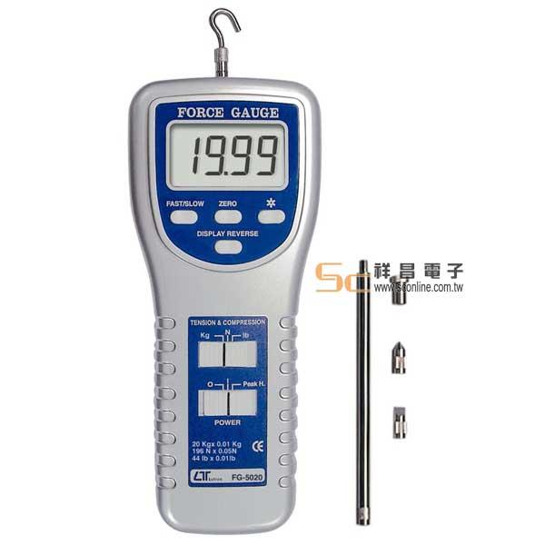 FG-5020 0.01~20kg 拉壓力計