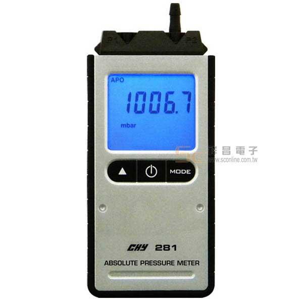 CHY-281 壓力計