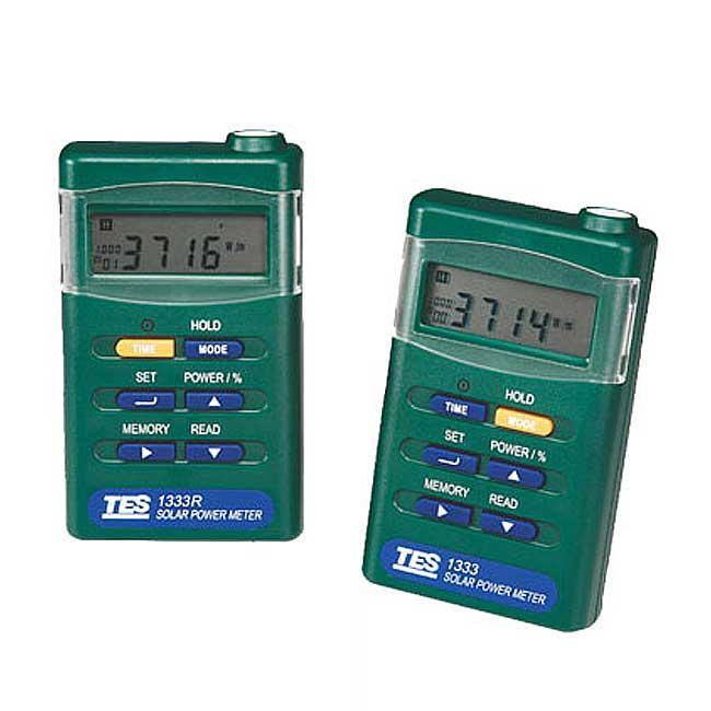 TES-1333 太陽能功率錶
