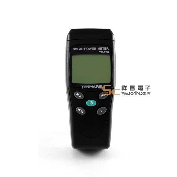 TM-206 太陽能功率錶