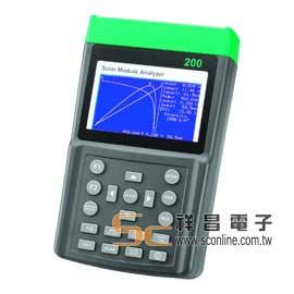 PROVA 210太陽能電池分析儀