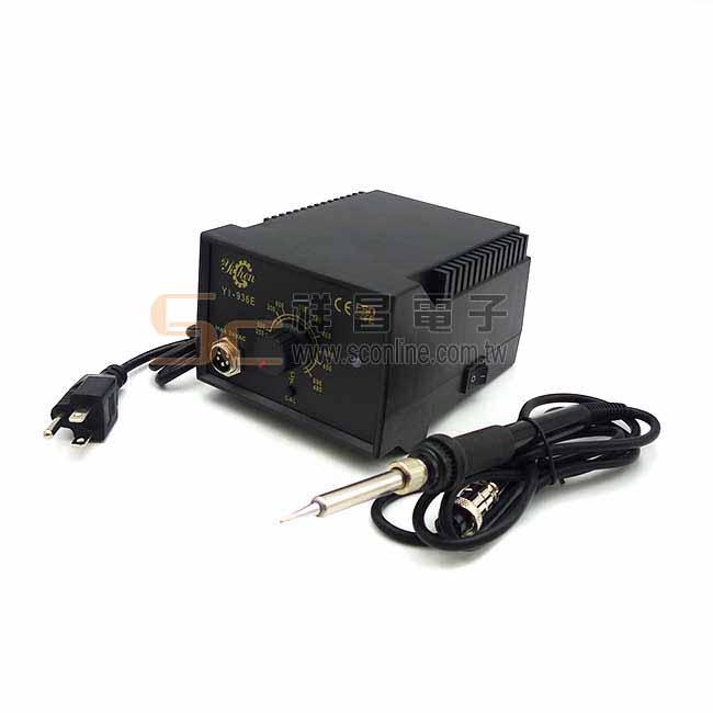 YiChen 調溫式控溫焊台防靜電溫控焊台 60W YI-936E