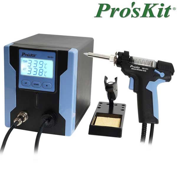 ProsKit 寶工 SS-331E 數顯電動吸錫台