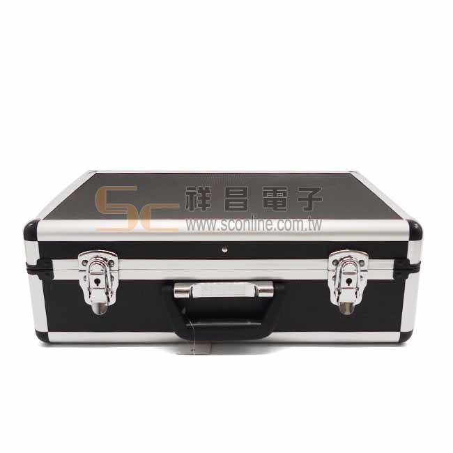 台灣製 Octopus 422.470 黑鋁箱大眾型 455x330x152mm