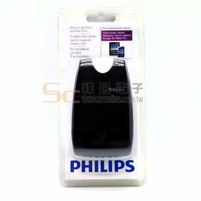 PHILIPS 飛利浦SVC3250 攜帶型螢幕清潔液15ml+擦拭布