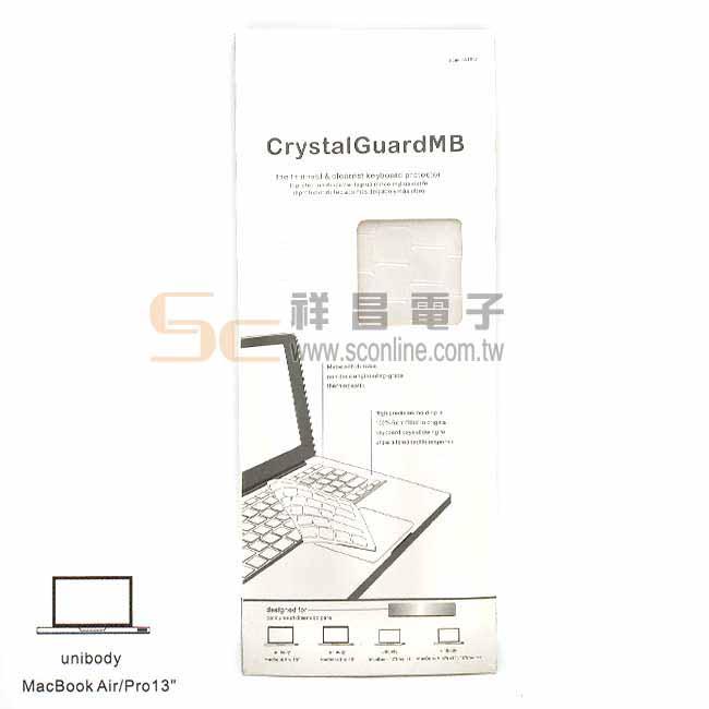 Macbook Air 13吋 透明鍵盤膜