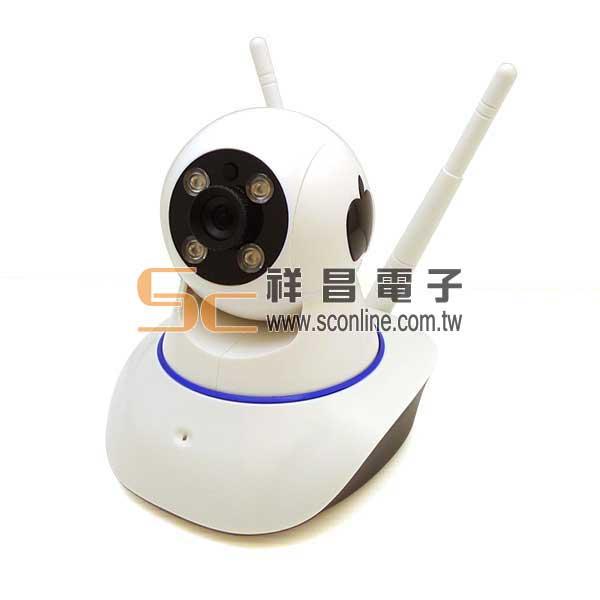 720P 高清無線網路攝影機